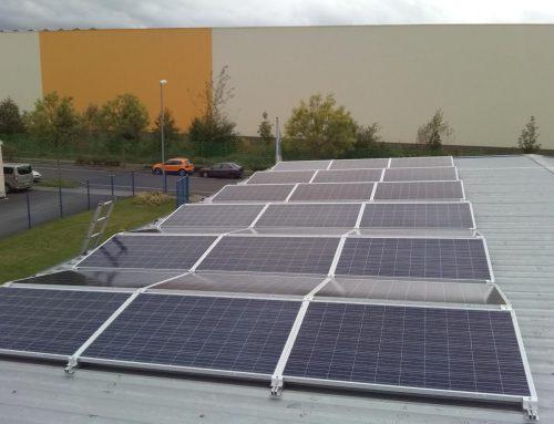 Photovoltaikanlage Gewerbe in Bingen