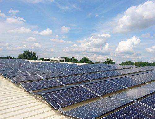 Photovoltaikanlage Gewerbe in Schifferstadt
