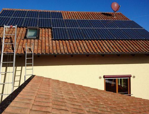 Photovoltaikanlage Einfamilienhaus in Meisenheim