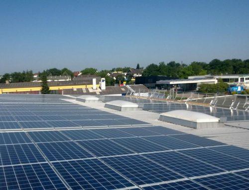 Photovoltaikanlage Gewerbe in Rastatt